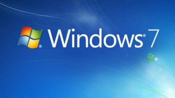 Windows 7 supporto