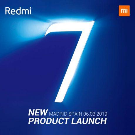 Xiaomi Redmi Note 7 uscita