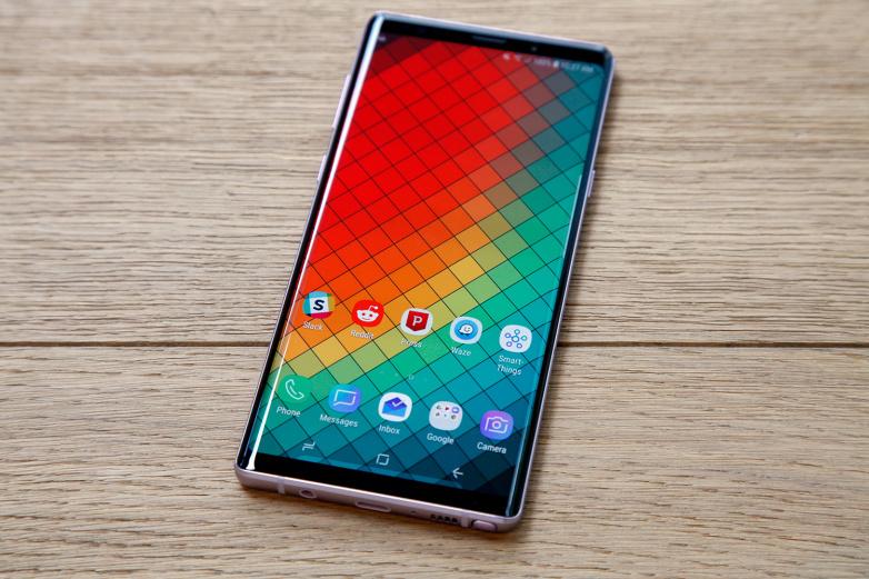 Samsung Note 10-uscita