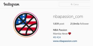 foto profilo di Instagram, scelta di un logo