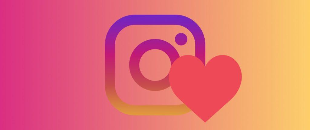 instagram like-cuore