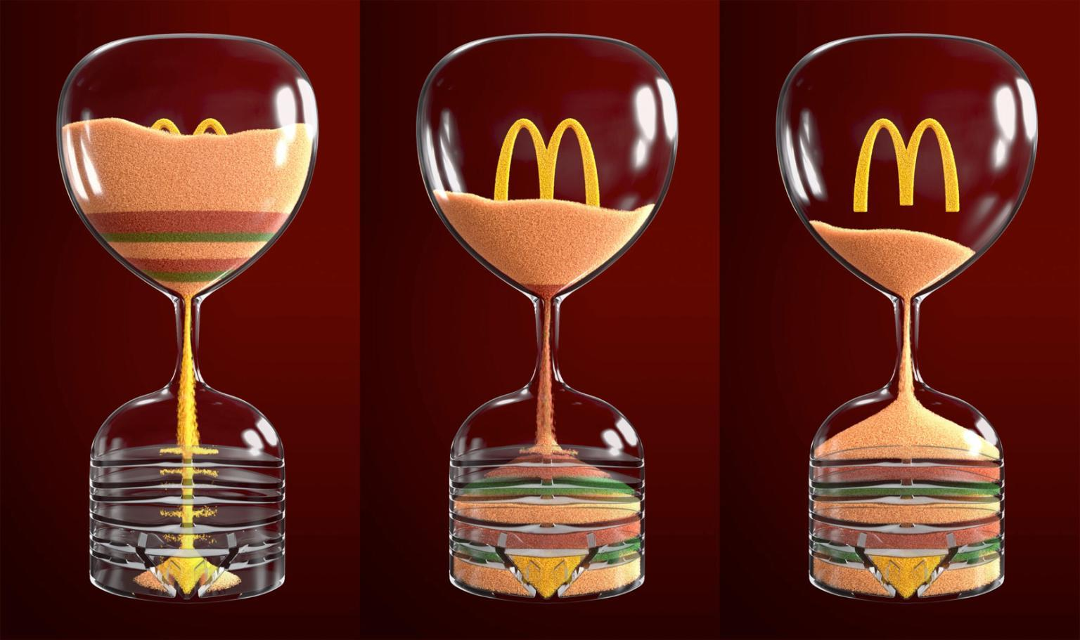 McDonald's in Arabia Saudita-clessidra-ramadan