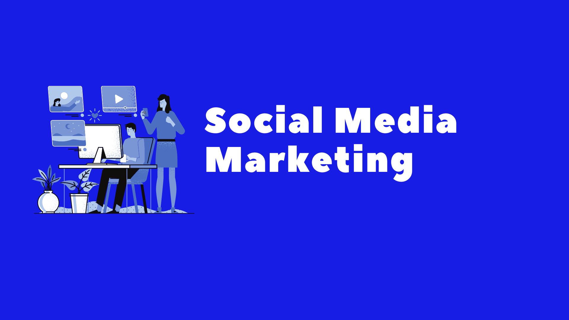 Social Media Marketing- Marco Tarantino